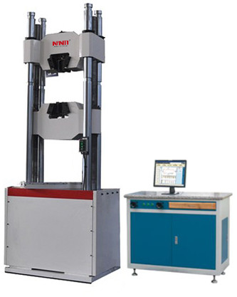 High Pressure Hydraulic Tensile Testing Machine With 2000 KN Capacity