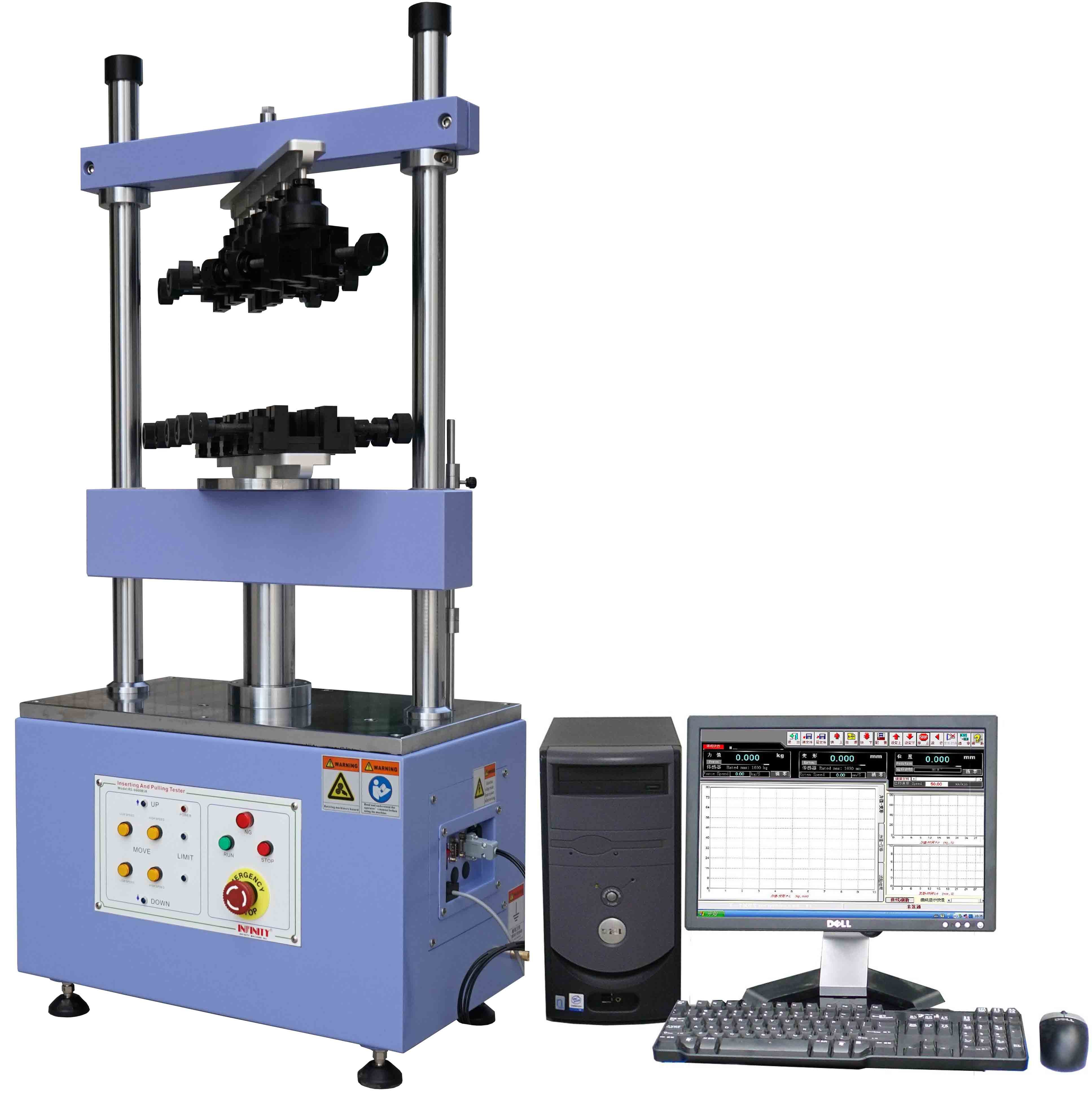 Automatic Electronic Product Tester Connector Fatigue Testing Equipment