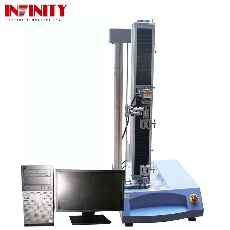 Servo Control Utm Tensile Testing Machine For Material Circulation And Retention Testing