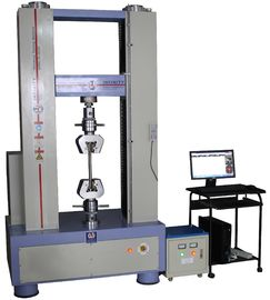 Electronic Plastic Testing Machines , Plastic Testing Instruments 300KN Capacity